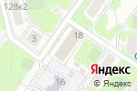 Схема проезда до компании АЛМАКС в Москве