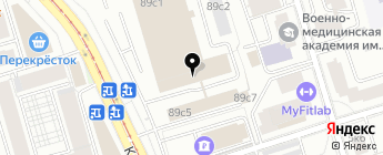 TURBO-VAG на карте Москвы