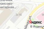 Схема проезда до компании Металлопосуда в Москве