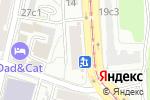 Схема проезда до компании Московский Дом Книги в Москве