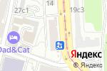 Схема проезда до компании КВИЛС в Москве