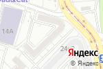 Схема проезда до компании Адвокат Поскребнев М.Е. в Москве