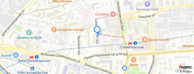 Семёновский переулок