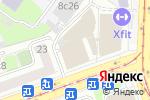 Схема проезда до компании Префектура Юго-Восточного административного округа в Москве