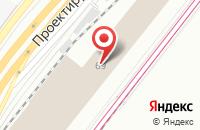 Схема проезда до компании Atlas в Павловском