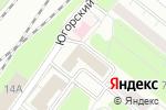 Схема проезда до компании Отдел службы судебных приставов по Северо-Восточному административному округу в Москве