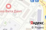 Схема проезда до компании БДП в Москве
