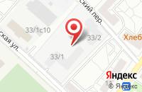 Схема проезда до компании Строительная Компания Магнит в Москве