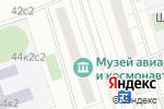 Схема проезда до компании Магазин мебели в Москве
