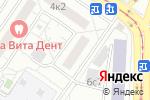 Схема проезда до компании Адвокатский кабинет Герасимовой О.В. в Москве