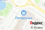 Схема проезда до компании Магазин бижутерии в Мытищах