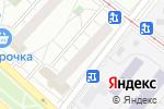 Схема проезда до компании Прокси АйТи в Москве