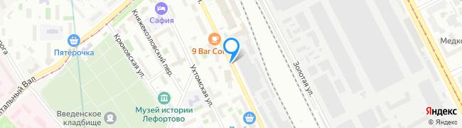 Боровая улица