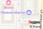 Схема проезда до компании Брусника. Москва в Сапроново