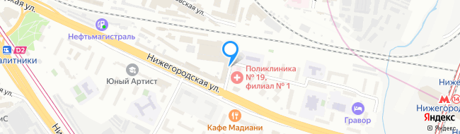 Четырехдомный переулок