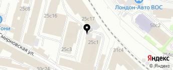 Joyforcar на карте Москвы