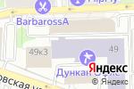 Схема проезда до компании Логотест в Москве
