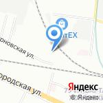Silk на карте Москвы
