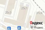Схема проезда до компании Лигал Дифенс Дипартмент в Москве