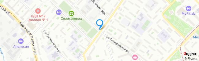 улица Гражданская 4-я