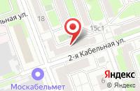 Схема проезда до компании Корфилдекор в Москве