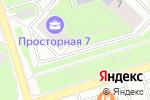 Схема проезда до компании Mecasys в Москве