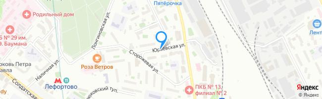Юрьевская улица