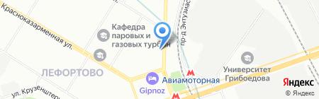ВитаФарм на карте Москвы