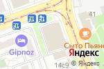 Схема проезда до компании ЛСР.Стеновые в Москве