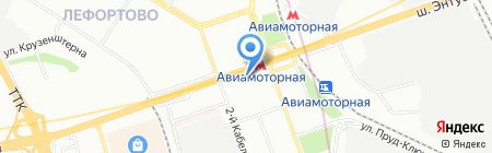 Банкомат Национальный банк ТРАСТ на карте Москвы