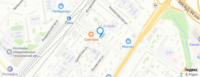 улица Егора Абакумова