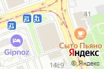 Схема проезда до компании Город сантехников в Москве