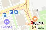 Схема проезда до компании RTL-Service в Москве