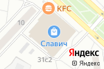 Схема проезда до компании Магазин парфюмерии в Москве