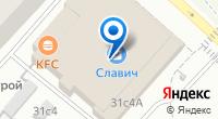 Компания Сток на карте