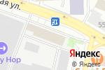 Схема проезда до компании АМП-снабжение в Москве