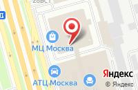 Схема проезда до компании Спс-94 в Москве