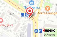 Схема проезда до компании Премьерцентр в Москве
