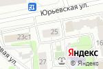 Схема проезда до компании Мир счастливого детства в Москве