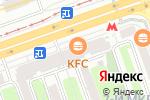 Схема проезда до компании Сервис Электрик в Москве