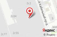 Схема проезда до компании Мадлен-Групп в Москве