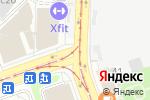 Схема проезда до компании КВАРТАЛ-СИТИ в Москве