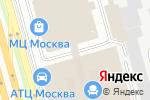 Схема проезда до компании Автосвет в Москве
