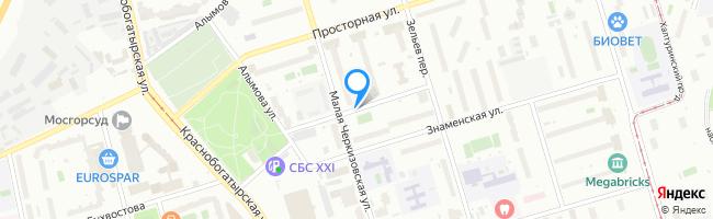 Лермонтовская улица