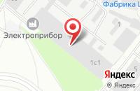 Схема проезда до компании Атомпромтех в Москве