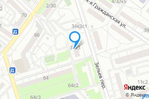 Сдается комната в Москве м. Преображенская площадь, 4-я Гражданская улица дом 34к3