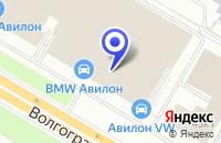 Схема проезда до компании АВТОСЕРВИСНОЕ ПРЕДПРИЯТИЕ ОЛТЕХСЕРВИС в Москве