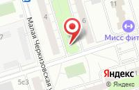 Схема проезда до компании Компрессорная и Химическая Техника в Москве