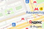 Схема проезда до компании РусЭкспо в Москве