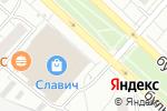 Схема проезда до компании Магазин косметики и нижнего белья в Москве